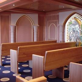 Risteilijän kappeli