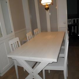 Yksilöllinen pöytä