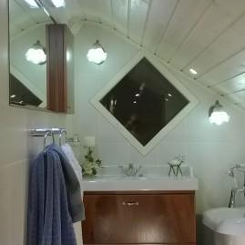 Persoonallinen kylpyhuone